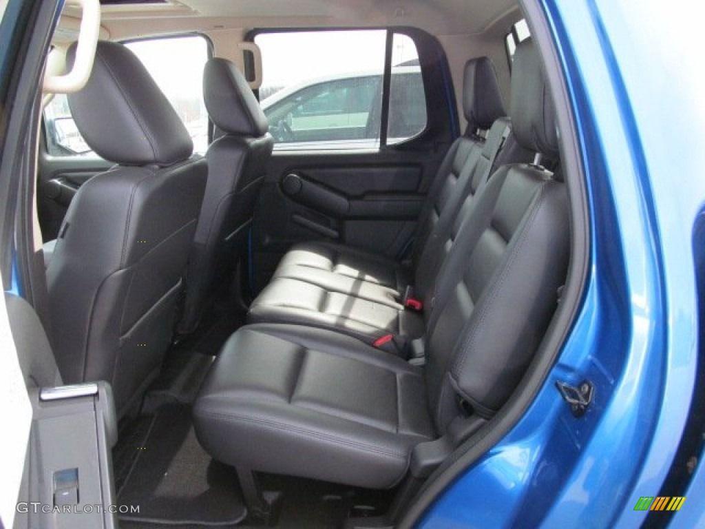 2010 Ford Explorer Sport Trac Adrenalin AWD Interior Color