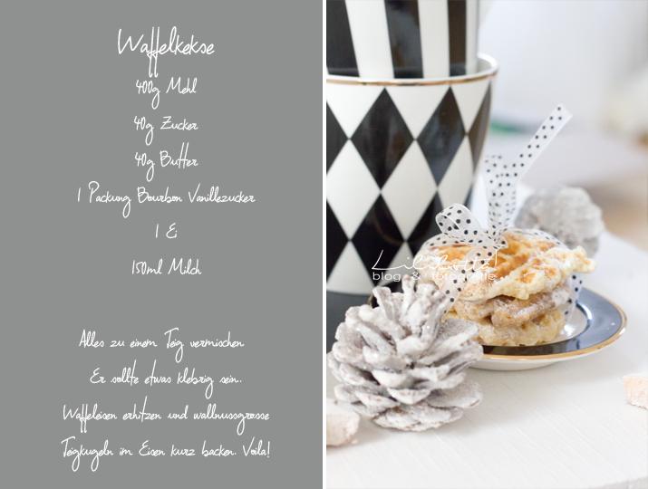 Food Waffelkekse Eine Unerwartete Aber Umso Freudigere Weihnachtsuberraschung Waffelkekse Waffeln Kekse