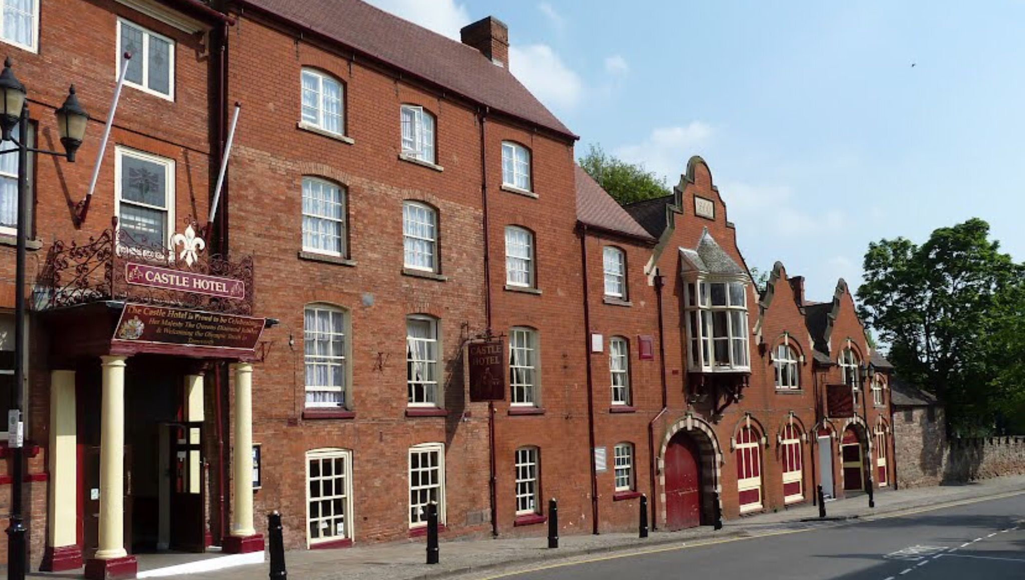 The Castle Hotel Tamworth Staffordshire England