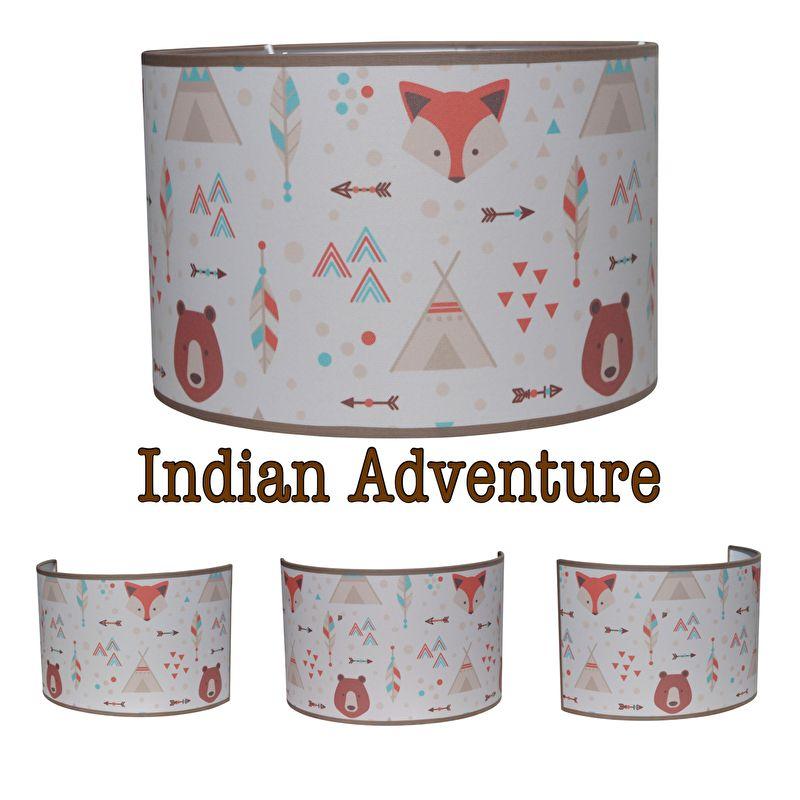 lamp indian adventure. deze lamp is een stoere blikvanger in de, Deco ideeën