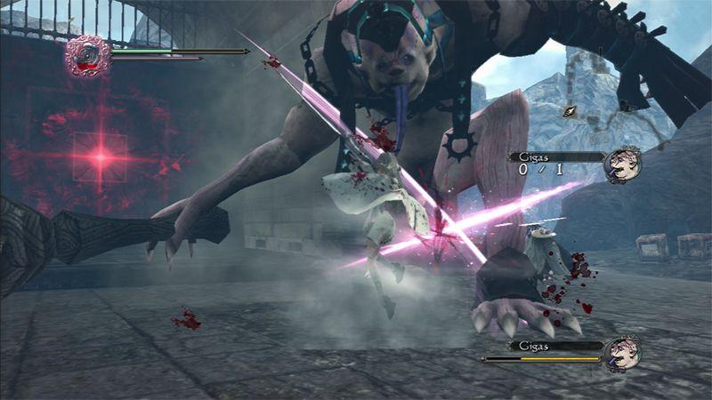 Drakengard 3 скачать на пк