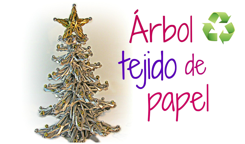 Cómo hacer un elegante árbol de navidad con papel cómo hacer las