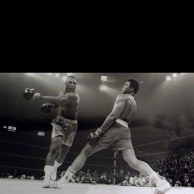 Muhammad Ali #boxing #sports