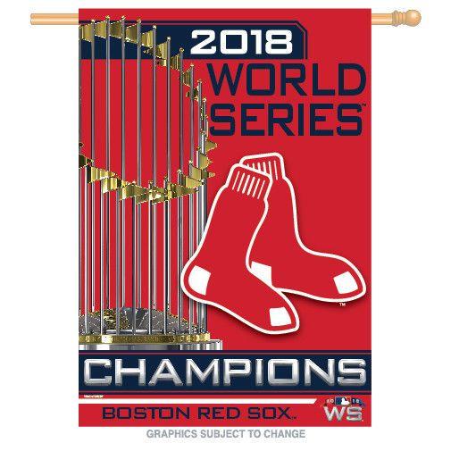 Red Sox World Series Banner Best Banner Design 2018