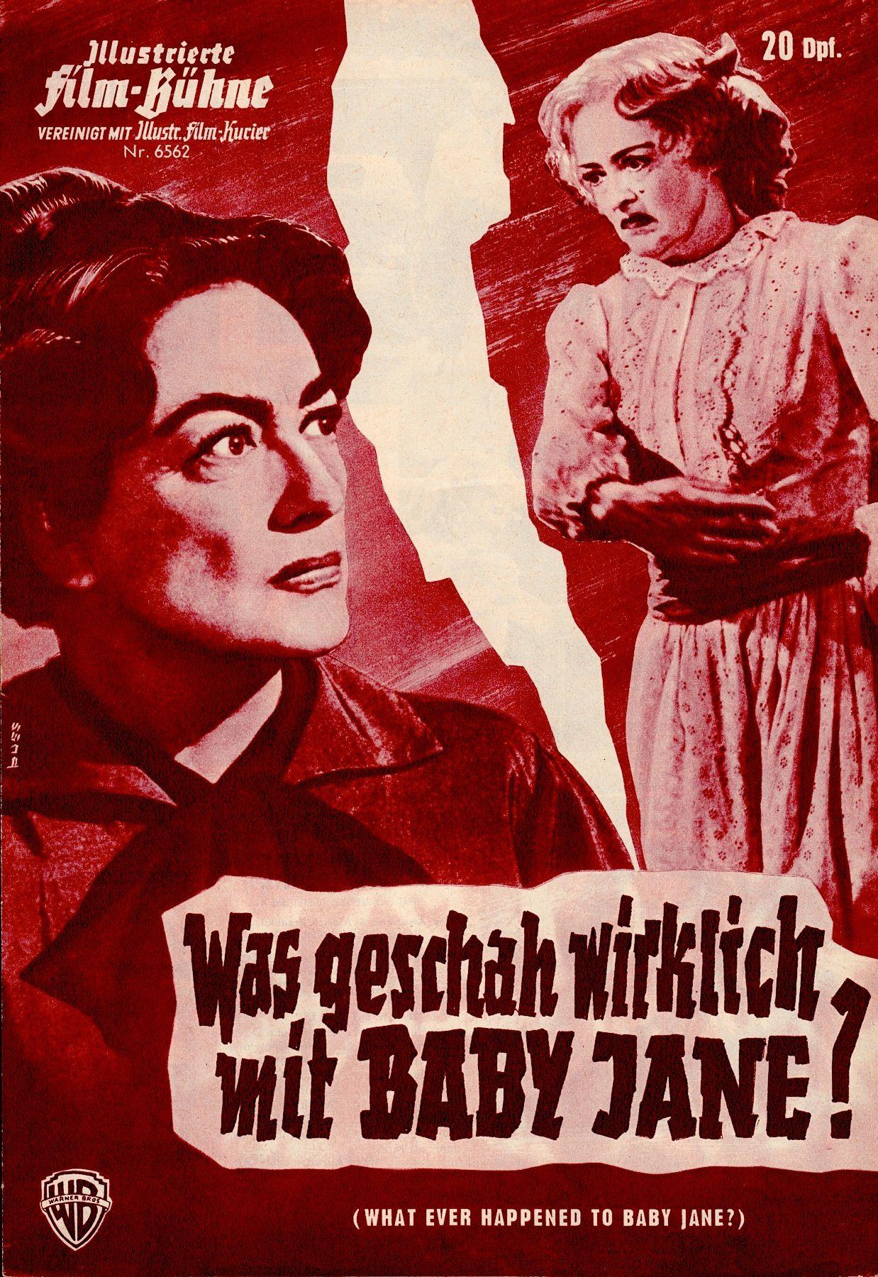 What Ever Happened To Baby Jane Was Geschah Wirklich Mit