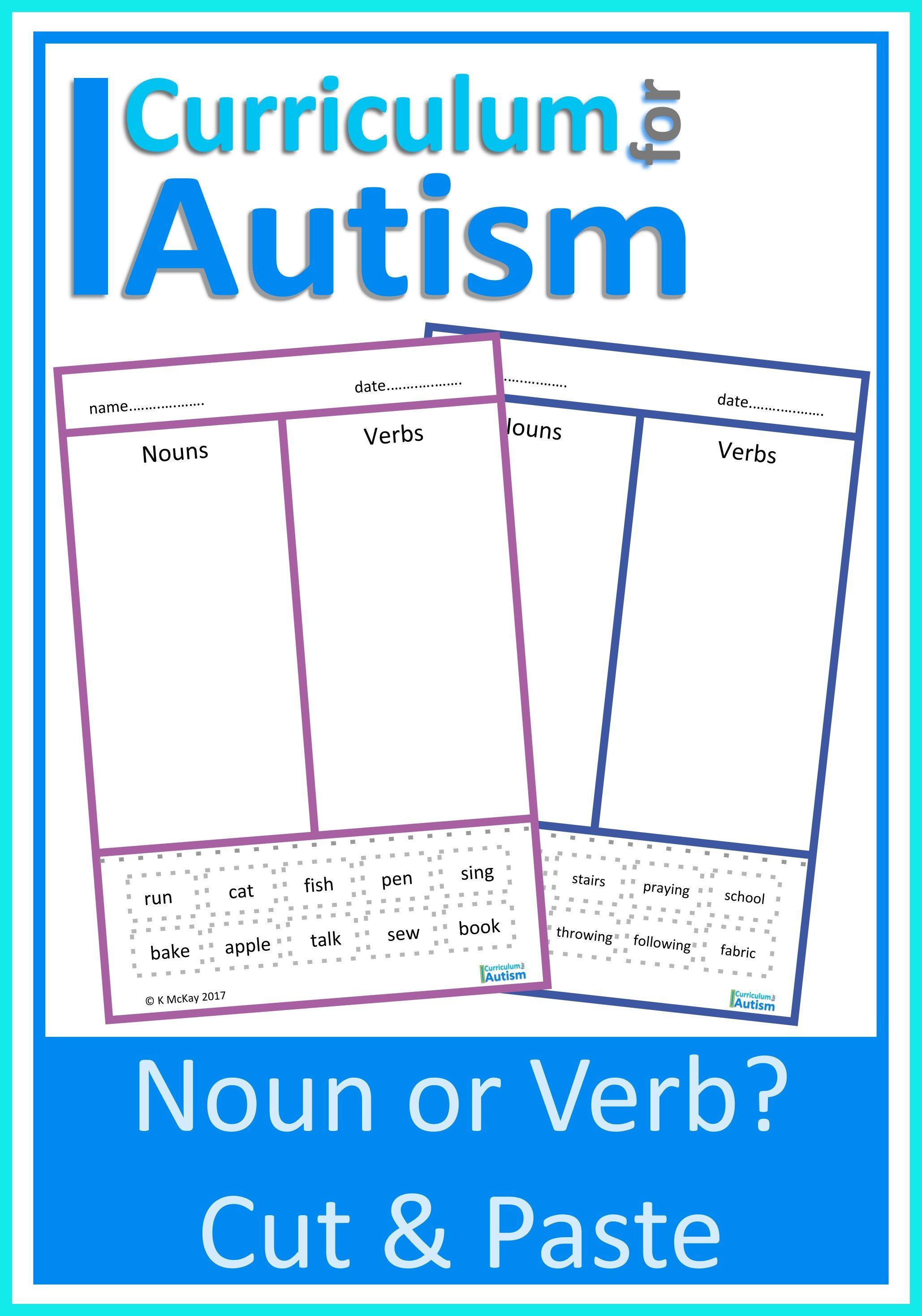 Pin On Autism Curriculum