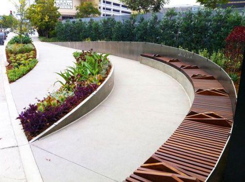 Levine Park   West Hollywood USA   HOK « World Landscape Architecture – landscape architecture webzine