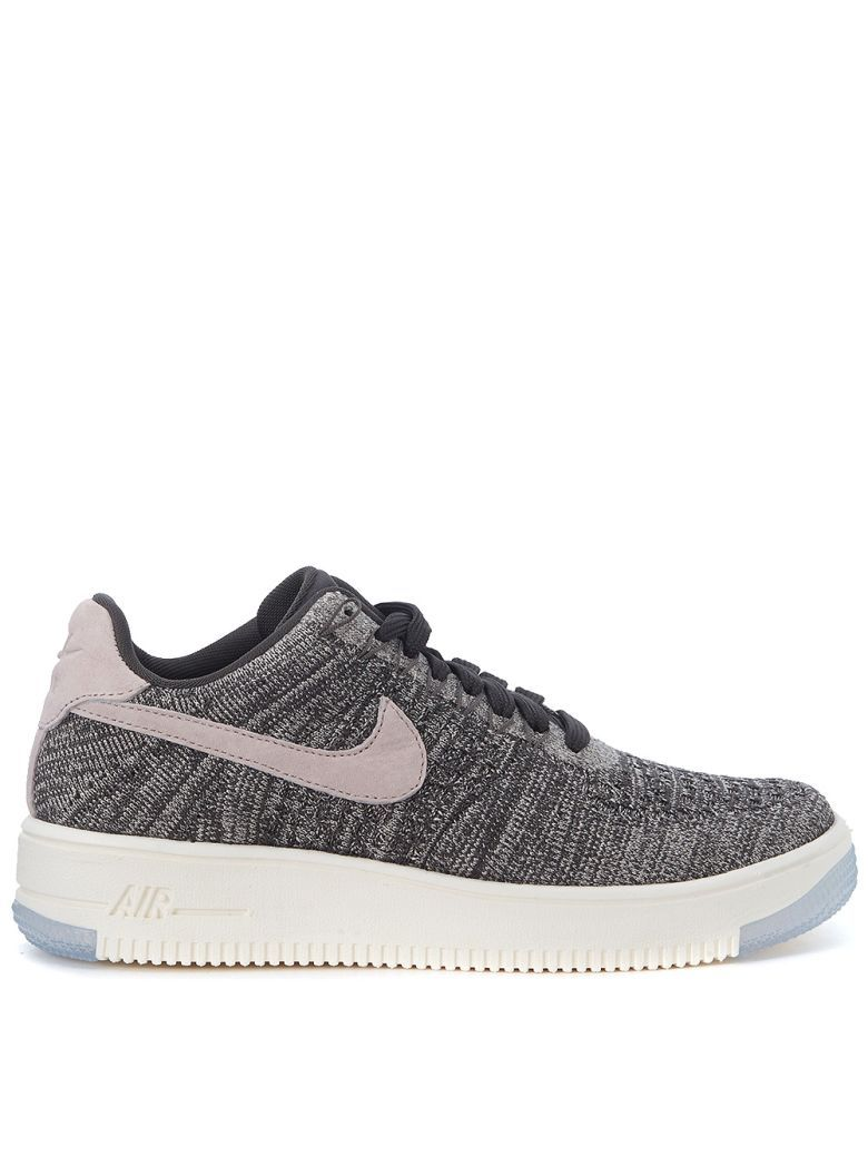 buy online 50d25 66ecd NIKE Sneaker Nike Air Force 1 Ultra Flyknit Low Nera E Rosa.  nike  shoes