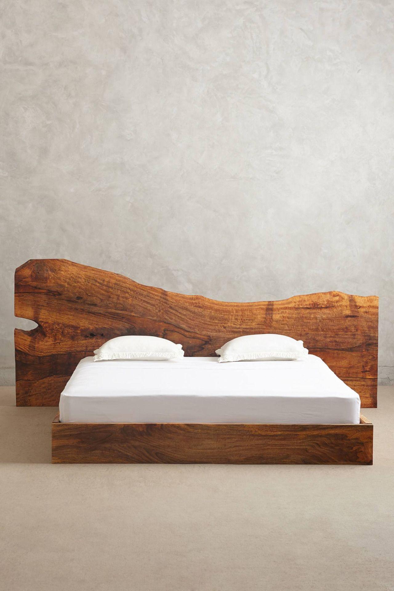 Urbnite in my dreams pinterest live edge wood wood beds