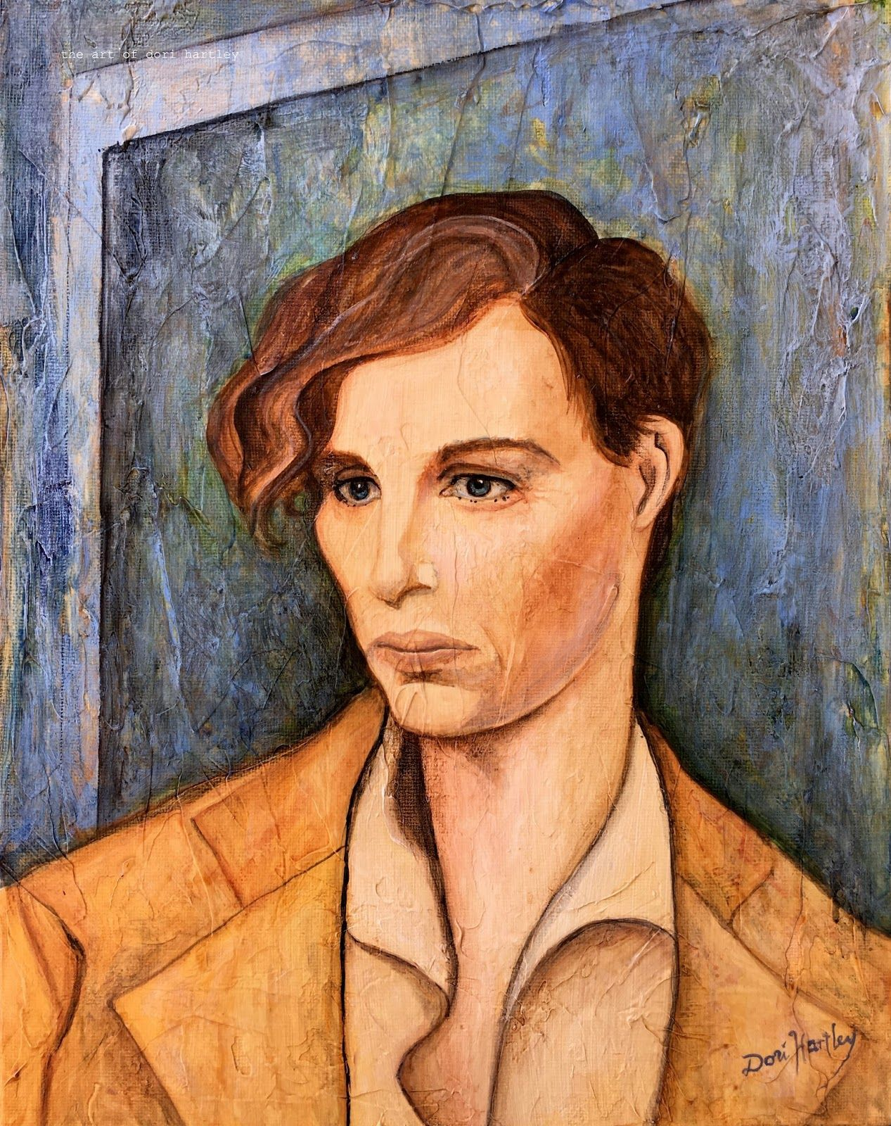 LAVRAPALAVRA : GERDA WEGENER - Um conto de amor entre uma pintora e sua  musa (
