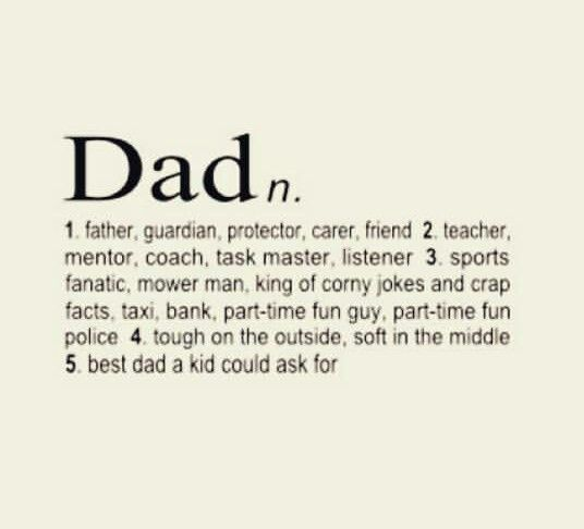 Best job i ever had   | quotes | Father quotes, Father