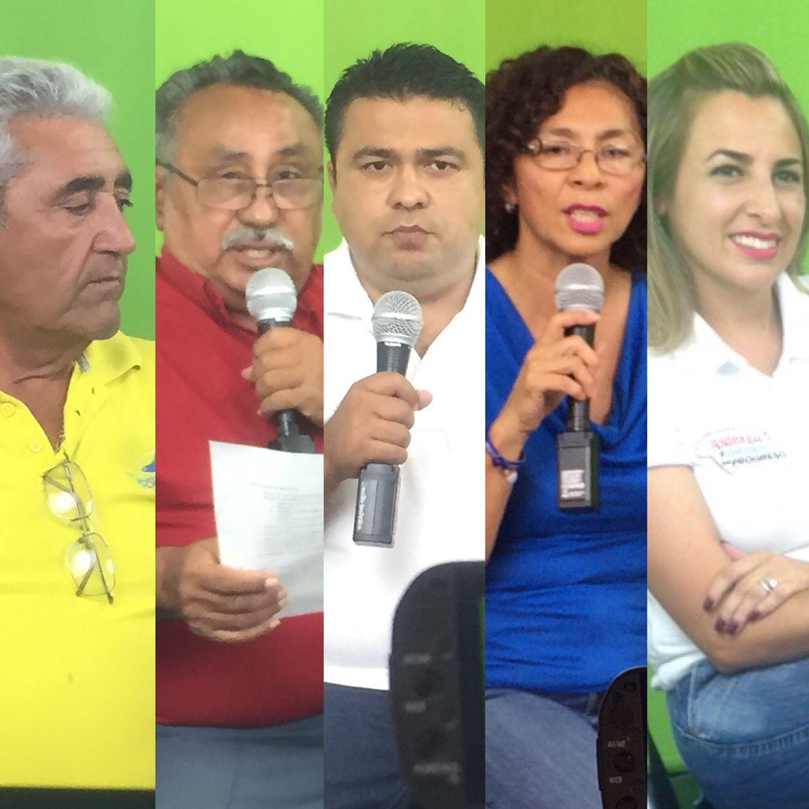 Mira las entrevistas con los candidatos que buscan la alcaldía de Progreso, Yucatan... http://bit.ly/1Fps7uJ