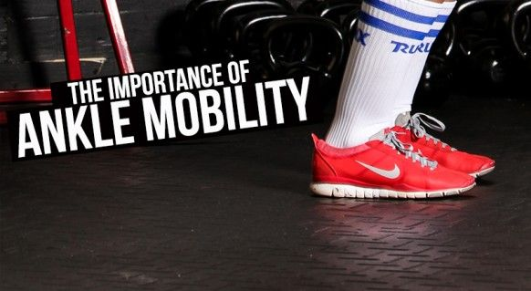 Ankle Mobility: why it's important and how to improve it (BoxLife Mag)