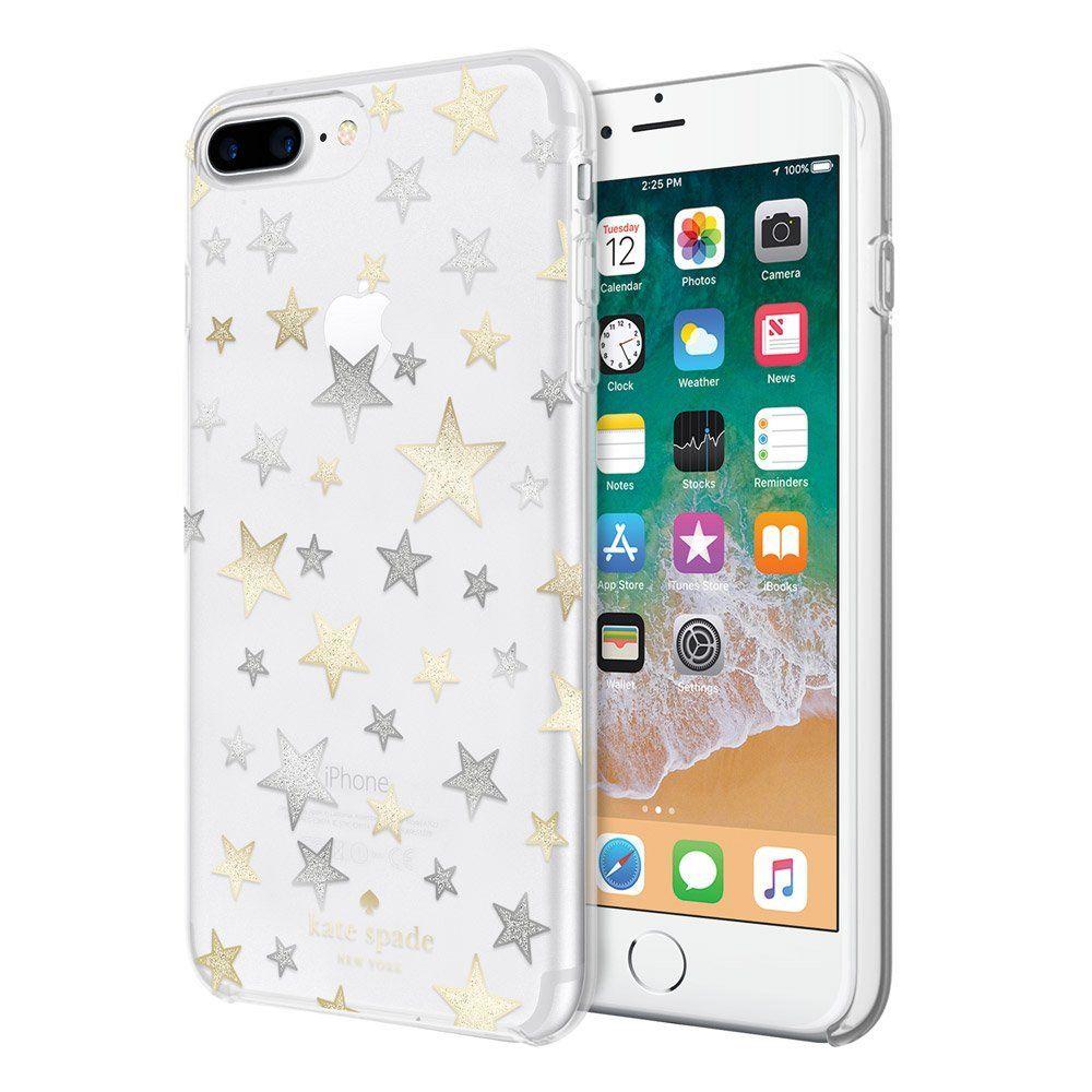 Incipio Apple Iphone 6 Plus 6s Plus 7 Plus 8 Plus Kate Spade Hardshell Case Stars Iphone Iphone 7 Plus Apple Iphone 6