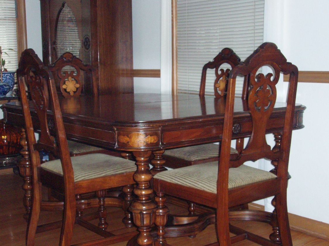 Antique Dining Room Table  Cool Apartment Furniture Check More At Fair Antiques Dining Room Sets Inspiration Design