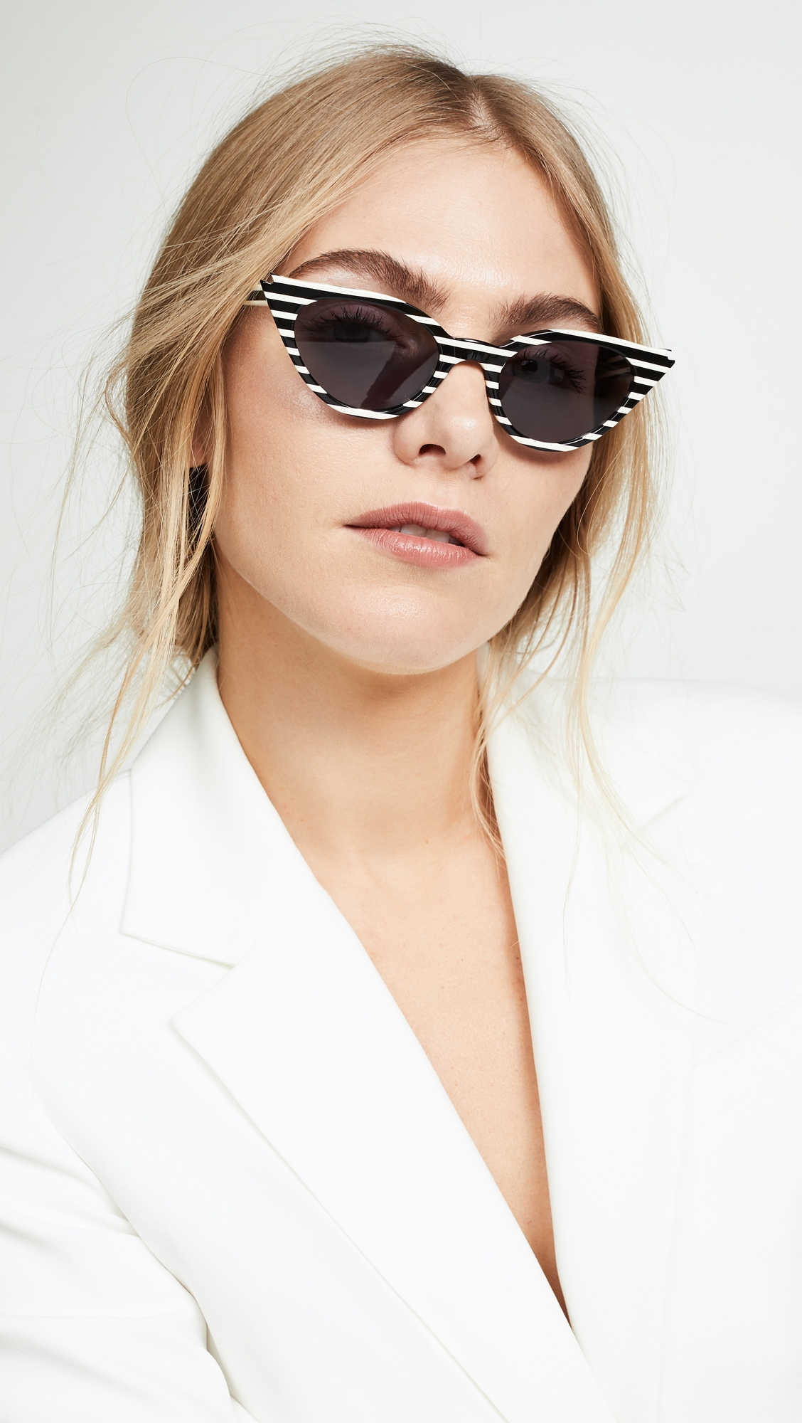 c7a2f6a3141b Illesteva Isabella Sunglasses in 2019 | Products | Sunglasses, Round ...