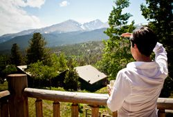 Aspen Lodge Resort and Spa. Decently priced spa packages. Very beautiful cabins and bed&breakfast rooms.