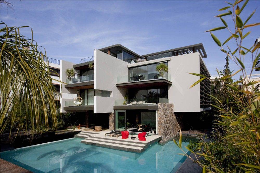 h2 314 architecture studio - Greek Modern Home Architecture Design