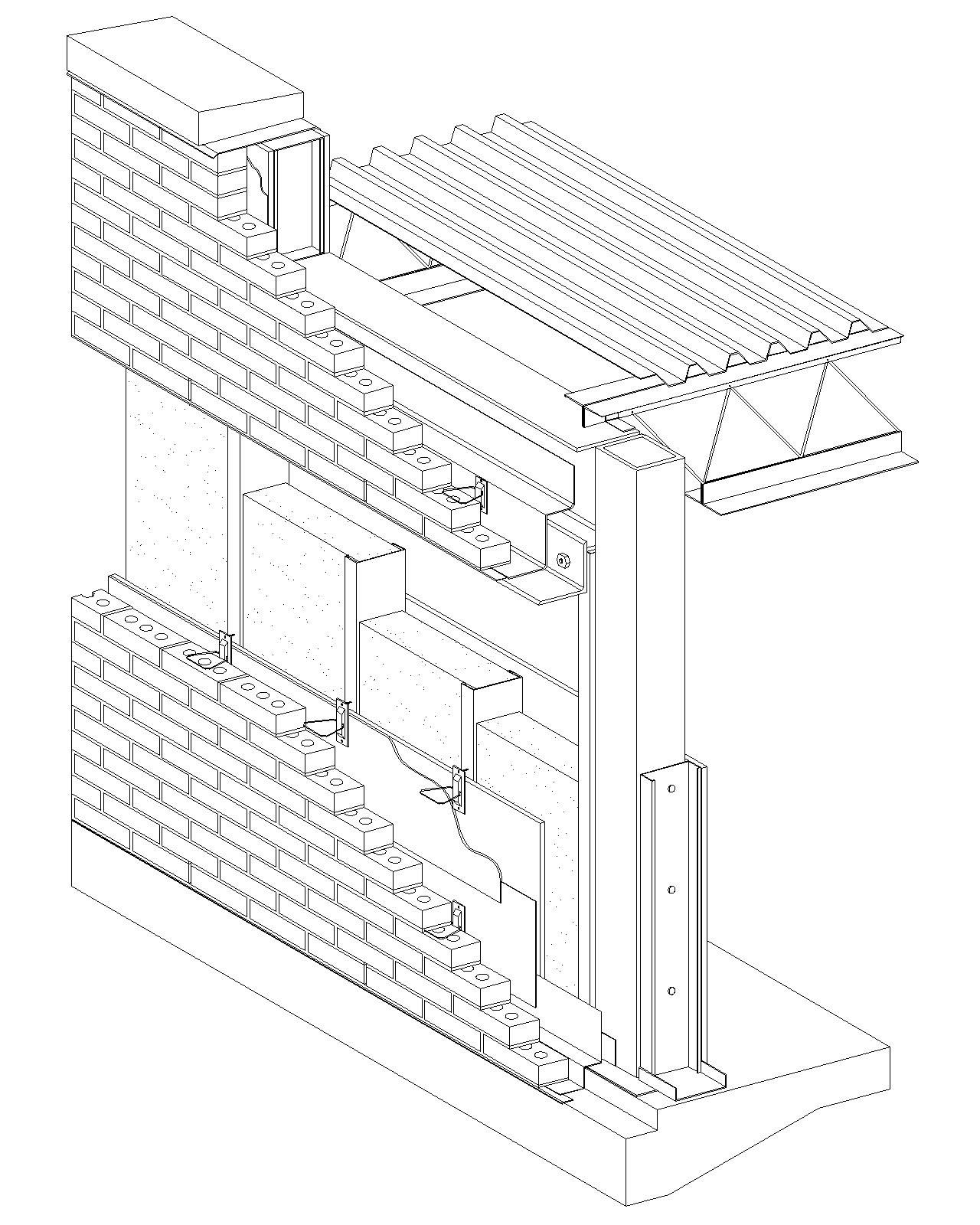 Http Www Masonrysystems Org Media Jpg Cavity Wall Brick Veneer Steel Stud Jpg Brick Veneer Wall Brick Cladding Brick Veneer