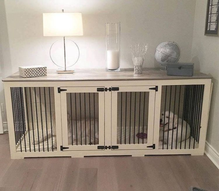 Amazing Dog Crate Side Table With Coffee Table Dog Crate Coffee