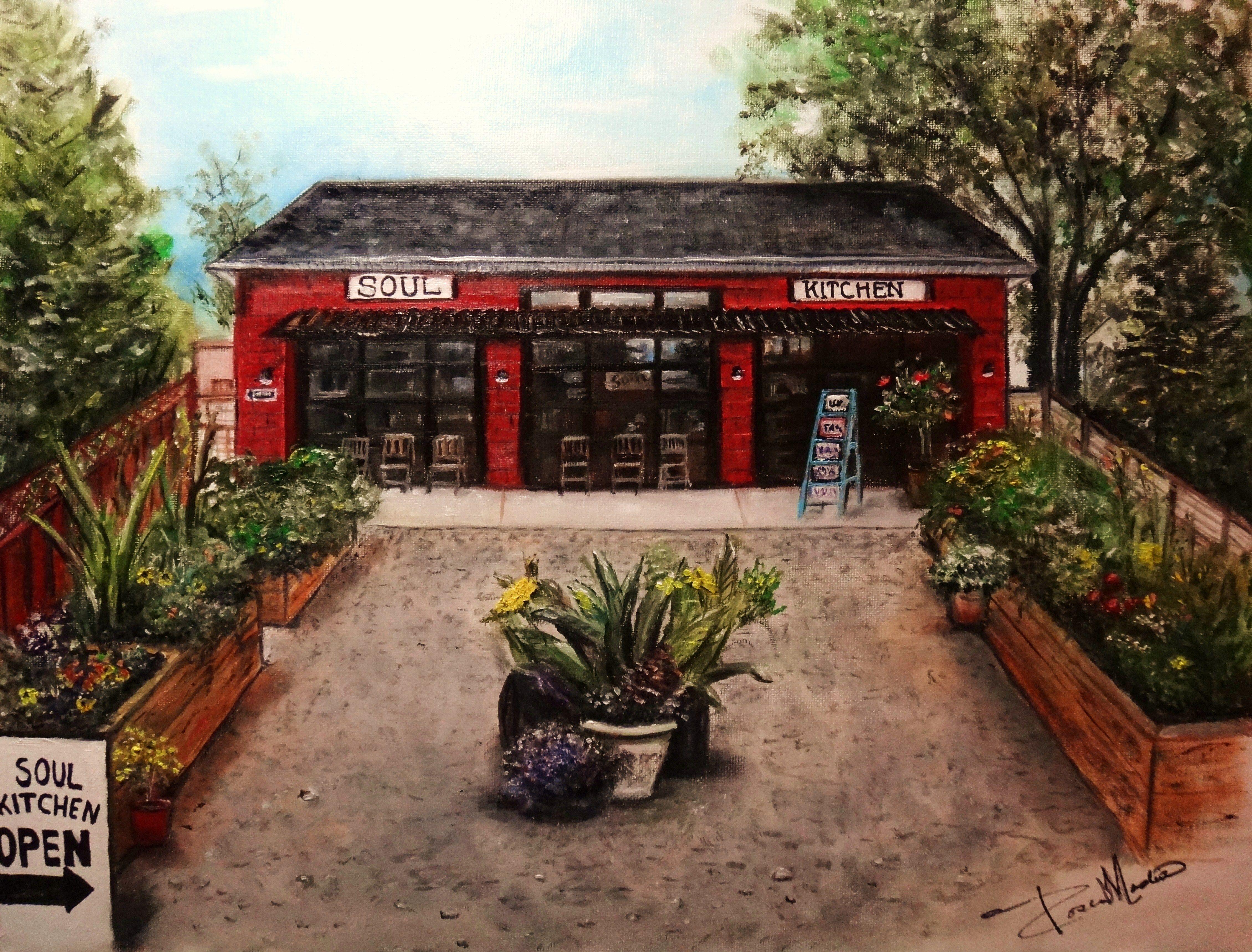 JBJ Soul Kitchen, Jon Bon Jovi, Soul Foundation, Restaurant, Red ...