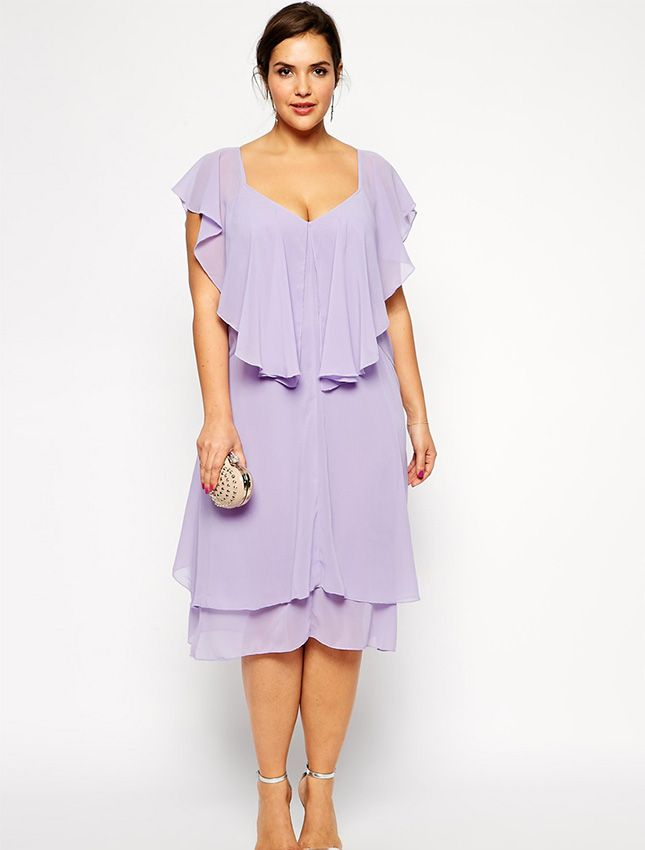 22 Plus-Size Dresses to Wear to All Your Spring Weddings | Spring ...