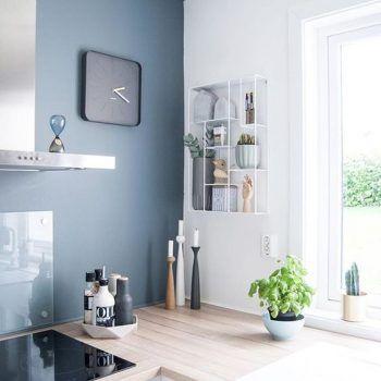 bleu gris couleur de l\'année 2017 Dulux Valentine | For the Home ...