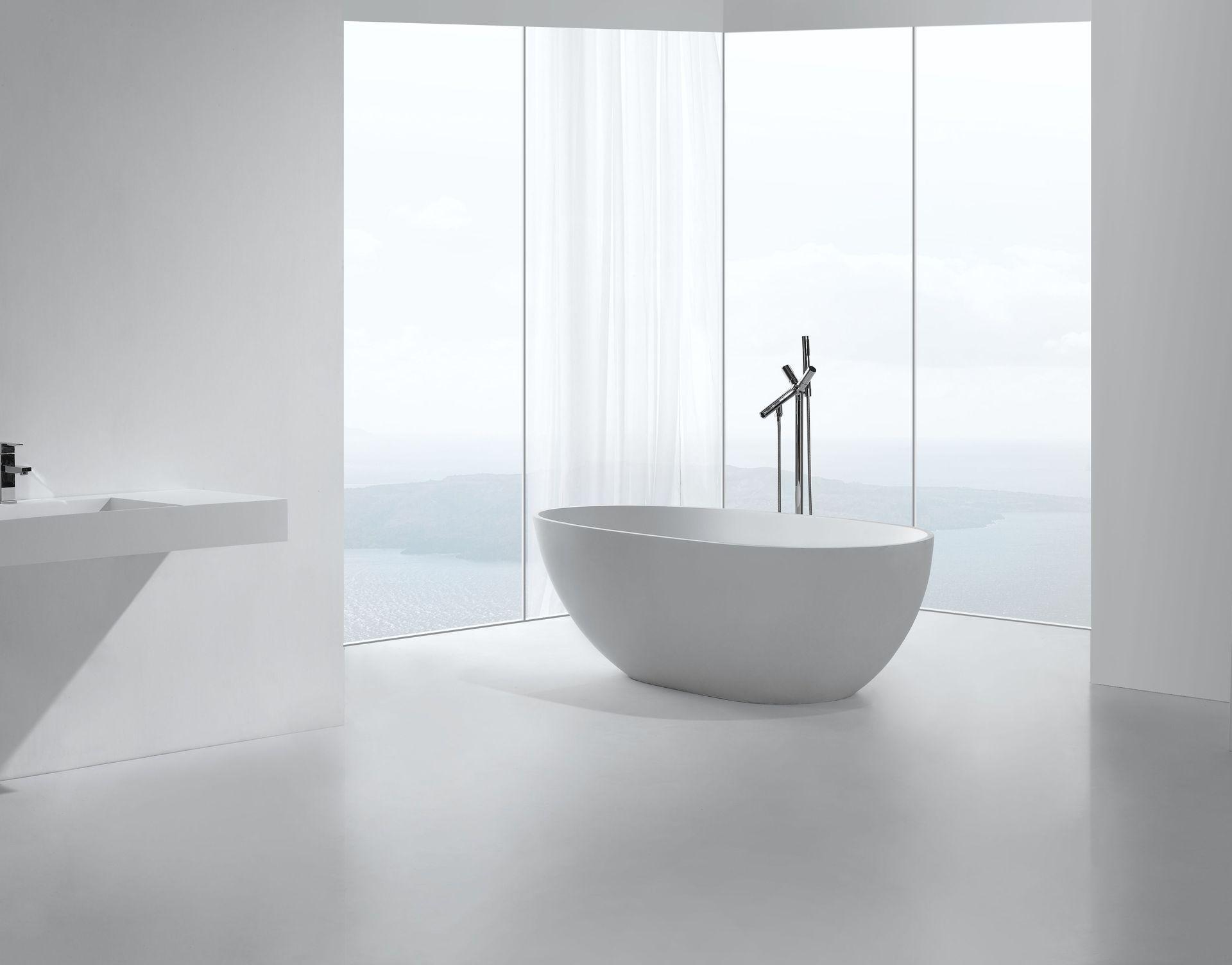 Naturliche Materialien Bringen Komfort Und Warme In Jedes Zuhause Glasdeals Mineralguss Badewanne Ladilo Freistehend Badewanne Wanne Kunststein