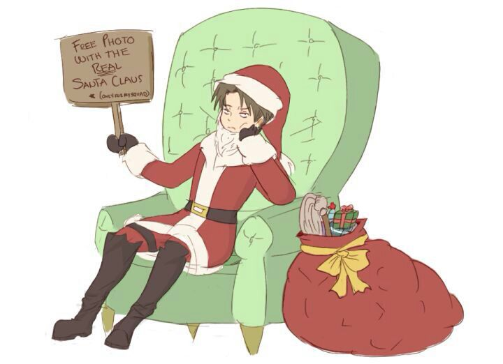Levi x reader oneshots - Merry christmas shorty! | Levi