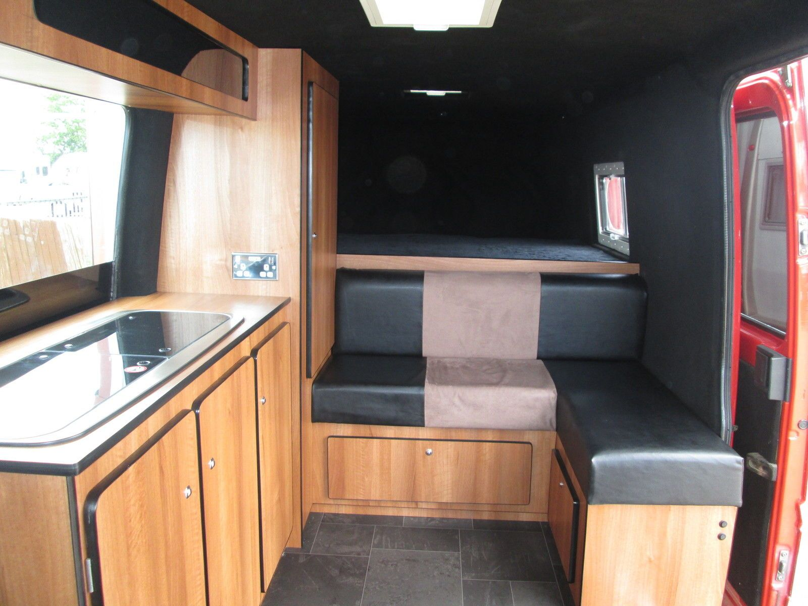 MERCEDES SPRINTER 4x4 RACE/CAMPER VAN, BRAND NEW ...
