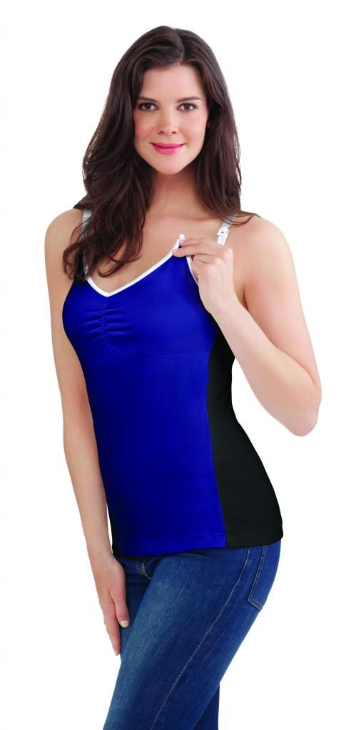 7e113ff579309 New Bravado nursing tanks by Rebecca Minkoff + Baby Buggy -- Love that they  help support other moms and babies in need.