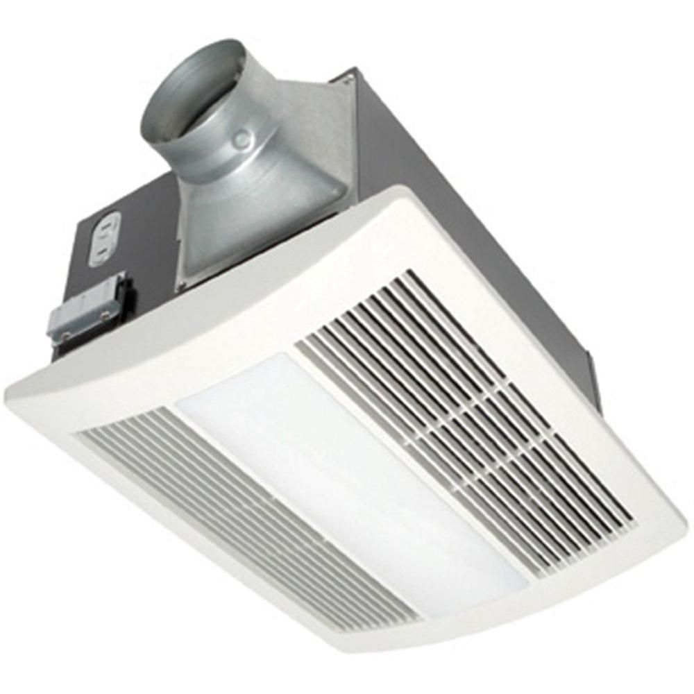 Low Profile Bathroom Fan Heater