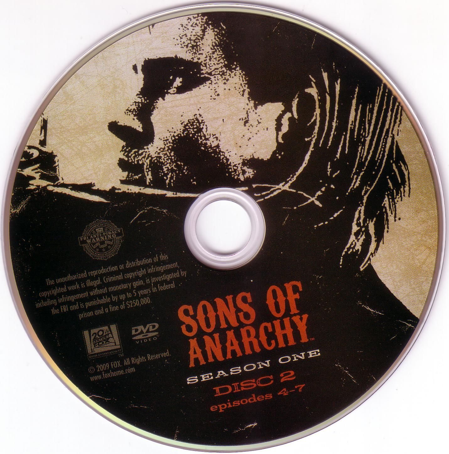 Pin En Sons Of Anarchy Dvds