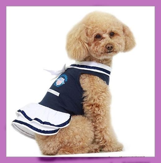 47187fe5c como hacer ropa para perros facil   Vestidos para Perritas   Ropa ...