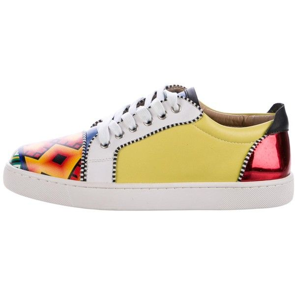 Pre-owned - Low trainers Christian Louboutin NyVzRc