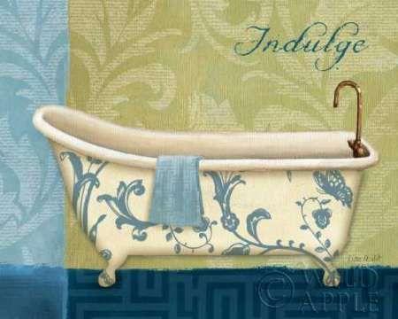 Blue Botanical Bath I | cuadros BAÑO | Pinterest | Professional ...