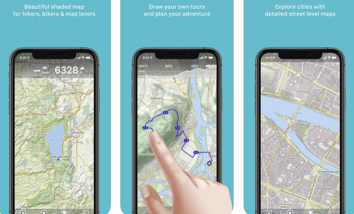 MapOut Iphone apps, App, Latest iphone