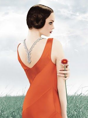 The Terrier and Lobster: Lisa Cant for Van Cleef & Arpels