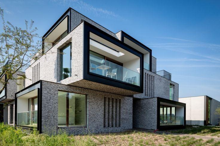 residence BAUHAUS oostduinkerke Projects CAAN