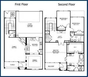 Image Result For 2 Story Condo Floor Plans