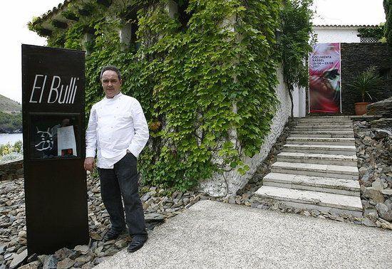 Resultado de imagem para El Bulli restaurant