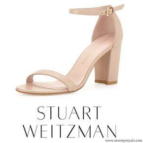 18 July 2017: Kate style: Stuart Weitzman
