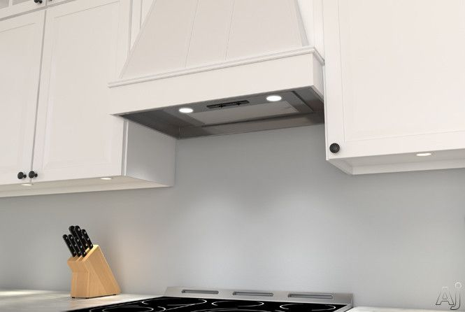 Zephyr Ak8400as 21 Inch Undercabinet Insert Hood With 290 Cfm Internal Blower 3 Fan Speeds Dual Level Halogen Lighting Slide Control And Optional Recirculati Range Hood Halogen Lighting Kitchen Ceiling