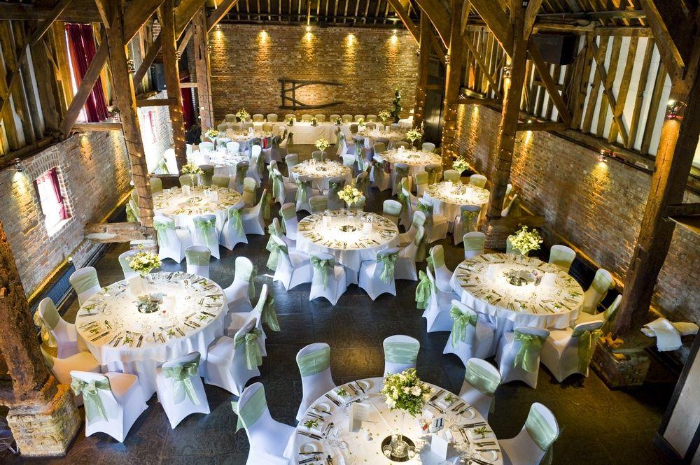 Beautiful Wedding Venue In Rural Kent Cooling Castle Barn