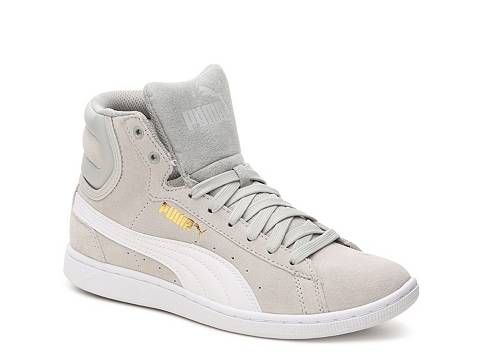 competitive price d4d3c c82cc Puma Vikky High-Top Sneaker - Womens