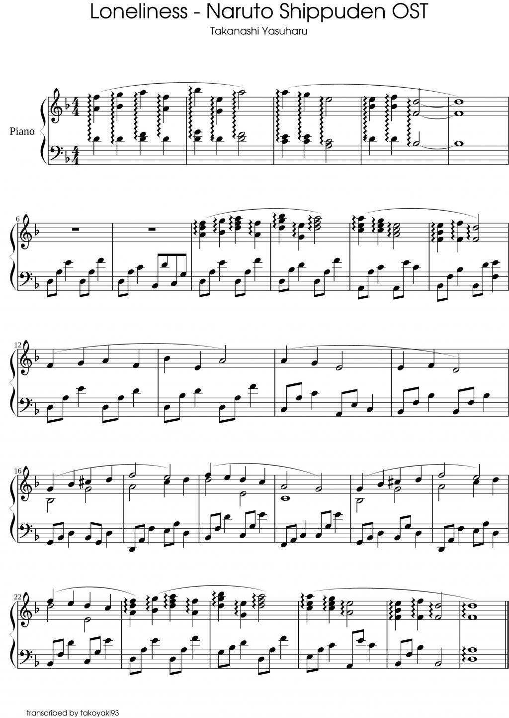 нотомания моцарт мелодия ангелов для фортепиано