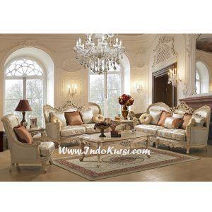 Kursi Tamu Sofa Mewah Cat Putih Tulang  Kursi Tamu Sofa Interesting Living Room Sofa Set Designs Design Ideas