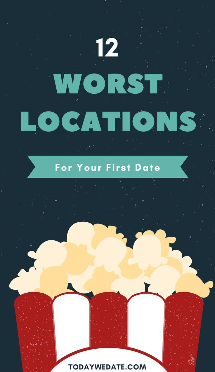 Places to go on your first date