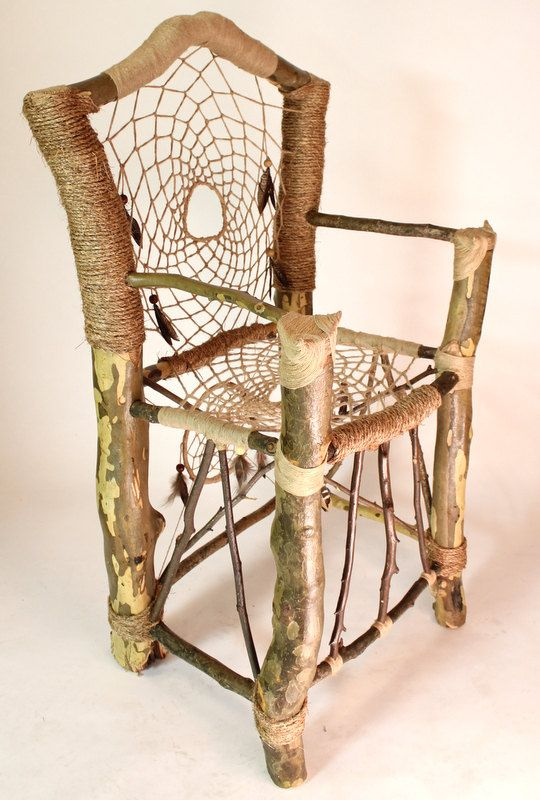 Dreamcatcher Chair Diy Crafts For Home Decor Dream Catcher Craft Dream Catcher
