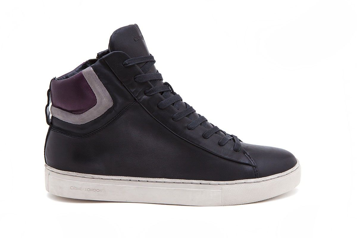 These Premium Leather High-tops Are Crushing The